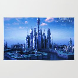 The lost city Rug
