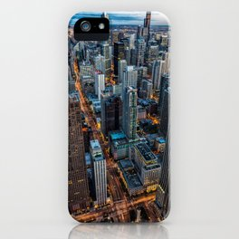 Chicago Downtown iPhone Case