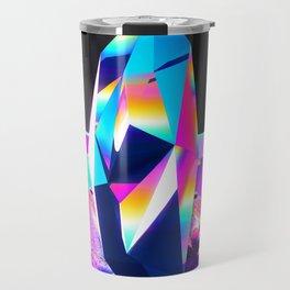 retro crystal Travel Mug