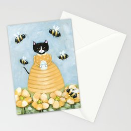 The Honey Collector Stationery Cards