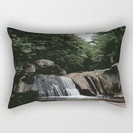 Grafton Notch State Park, Maine Rectangular Pillow