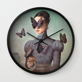 There is Love in You Wall Clock
