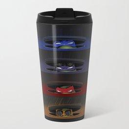 Peek of the Ninja Travel Mug