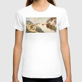 Sistine of Beer Pong T-shirt