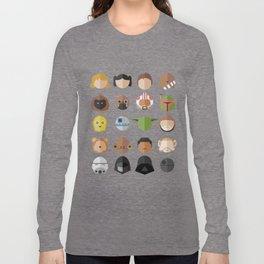 Star Friends Long Sleeve T-shirt