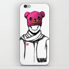 Teddyhair iPhone Skin