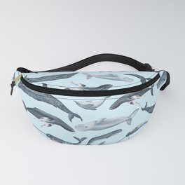 whale tales Fanny Pack