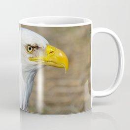 Alaskan Bald_Eagle Profile Coffee Mug