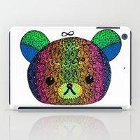 aelwen iPad Cases featuring Rilakkuma by Luna Portnoi