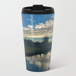 blue Ihme Travel Mug