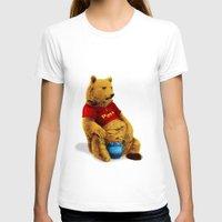 pooh T-shirts featuring Pooh by J ō v