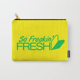 So Freakin' Fresh v2 HQvector Carry-All Pouch