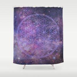 Sacred Geometry 10 Shower Curtain