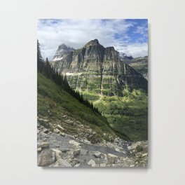 Highline Metal Print