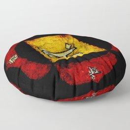 root chakra Muladhara Floor Pillow