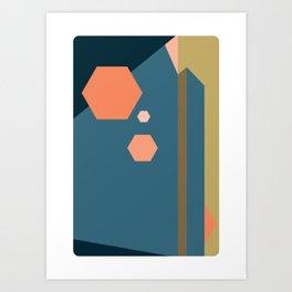 color study 6 Art Print