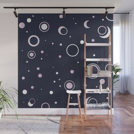 Candied Night Sky Wall Mural