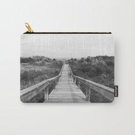 Tybee Island Beach Dock Carry-All Pouch