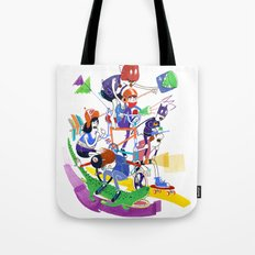 All Together Now! Tote Bag