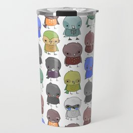 NZ Birdz Travel Mug