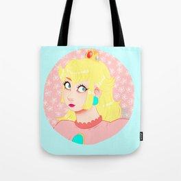 peach perfect Tote Bag