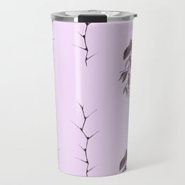 Sprigs of barberry and hawthorn Travel Mug