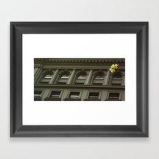 Architecture. Framed Art Print