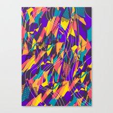 Future Shapes Canvas Print