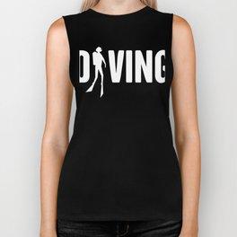 Bold Scuba Diving Biker Tank