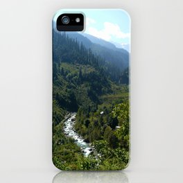 Manali Landscape iPhone Case
