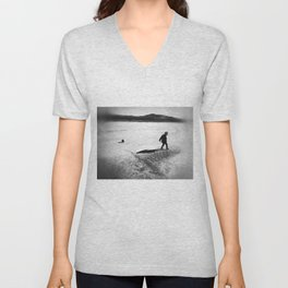 Where The Wild Things... Unisex V-Neck