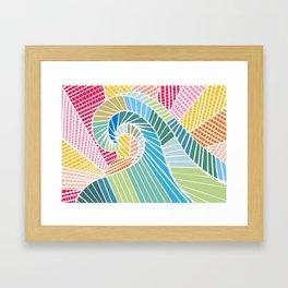 Nalu 2 Framed Art Print