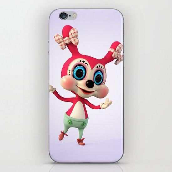 Bobolina iPhone Skin