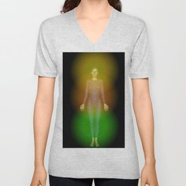 Thoughts Feelings and emotions Unisex V-Neck