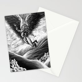 Angel of the Evening Stationery Cards