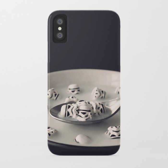 Fortified with Vitamin S iPhone Case