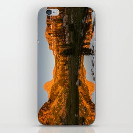 Alaska Basin Sunset iPhone Skin