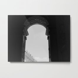 Grand Design Metal Print