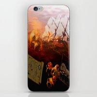 pirates iPhone & iPod Skins featuring Pirates  by valzart