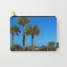 Beach Loafing Carry-All Pouch