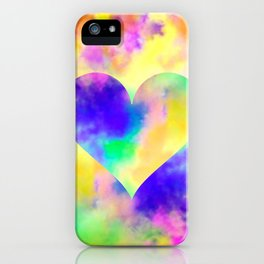 Color fun fest iPhone Case