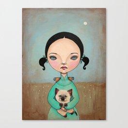 Persian Love Canvas Print