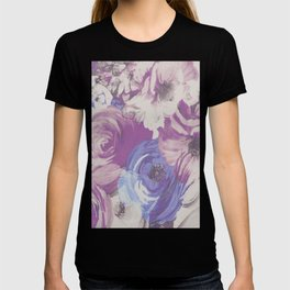 VINTAGE FLOWER3 Pop Art T-shirt