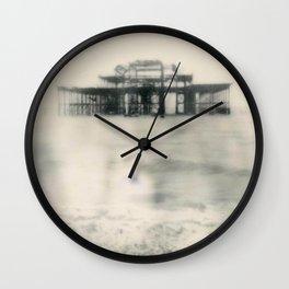 Brighton West Pier Wall Clock