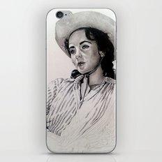 elizabeth taylor iPhone & iPod Skin