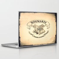 "hogwarts Laptop & iPad Skins featuring HOGWARTS by ""CVogiatzi."