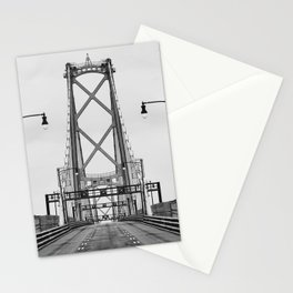 MacDonald Bridge Symmetry Stationery Cards