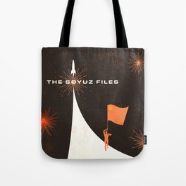 The Soyuz Files Tote Bag