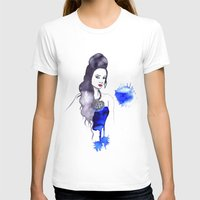 fashion illustration T-shirts featuring fashion illustration by RD D