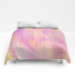 Pinkish Powder Storm Comforters